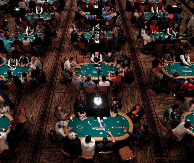 Nine Methods About Poker You want You Knew Earlier than