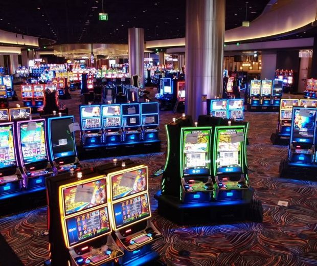The Historical past Of Slot Advised Using Tweets